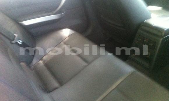 Acheter Occasion Voiture BMW 3–Series Noir à Bamako, Mali
