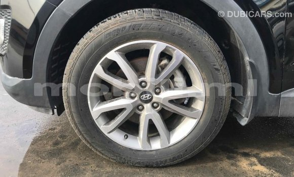 Acheter Importé Voiture Hyundai Santa Fe Noir à Import - Dubai, Mali