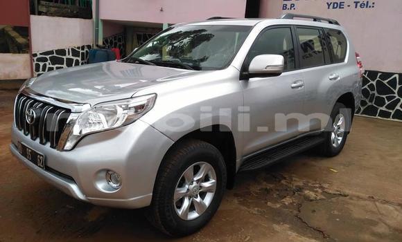 Acheter Occasion Voiture Toyota Land Cruiser Prado Noir à Bamako, Mali