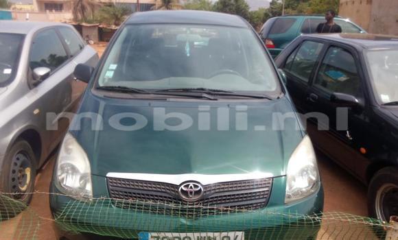 Acheter Occasion Voiture Toyota Corolla Vert à Bamako au Mali