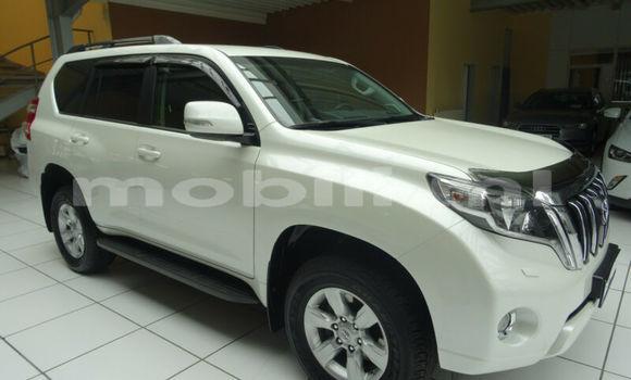 Acheter Occasion Voiture Toyota Land Cruiser Prado Vert à Bamako, Mali