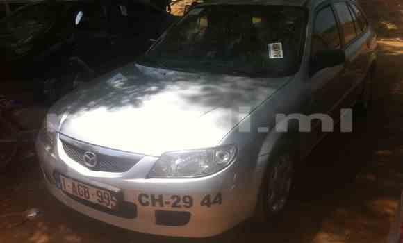 Acheter Occasion Voiture Mazda 323 Gris à Ségou, Mali