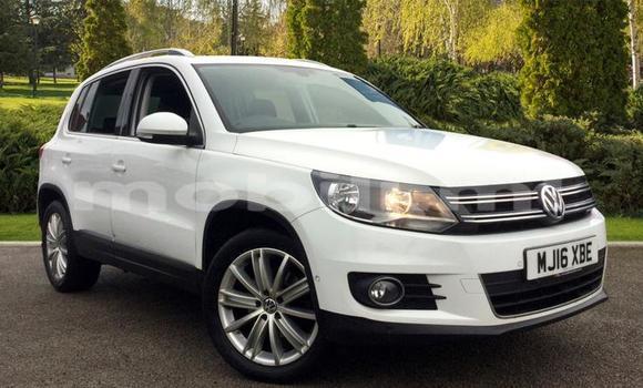 Acheter Occasion Voiture Volkswagen Tiguan Blanc à Bamako, Mali