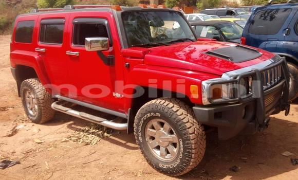 Acheter Occasion Voiture Hummer H2 Rouge à Bamako, Mali