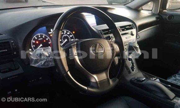 Acheter Importé Voiture Lexus RX 350 Noir à Import - Dubai, Mali
