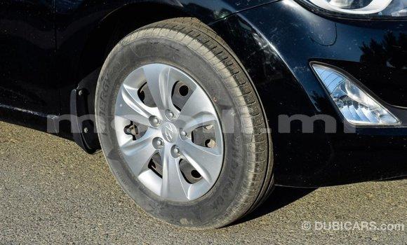 Acheter Importé Voiture Hyundai Elantra Noir à Import - Dubai, Mali