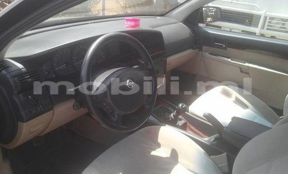 Acheter Occasion Voiture Opel Omega Gris à Bamako au Mali