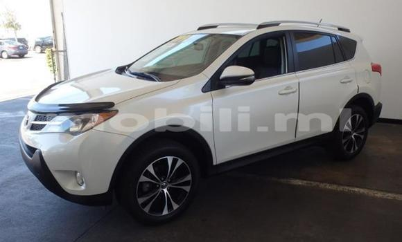 Acheter Occasion Voiture Toyota RAV4 Vert à Bamako, Mali