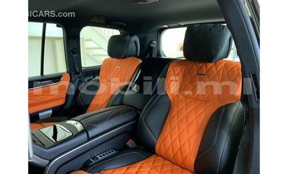 Acheter Importé Voiture Lexus LX Noir à Import - Dubai, Mali
