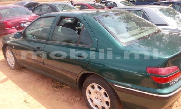 Acheter Occasion Voiture Peugeot 406 Vert à Bamako, Mali