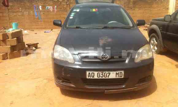 Acheter Occasion Voiture Toyota Corolla Bleu à Kati, Mali