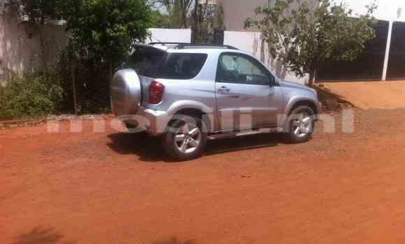 Acheter Occasion Voiture Toyota RAV4 Gris à Kati au Mali
