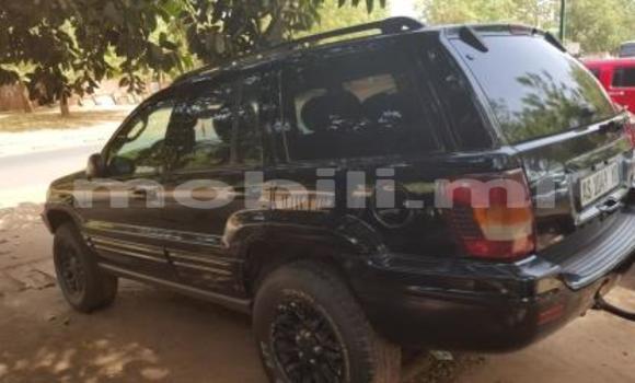Acheter Occasion Voiture Jeep Grand Cherokee Noir à Bamako, Mali