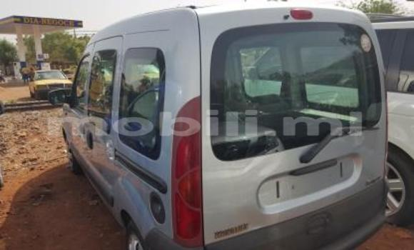 Acheter Occasions Voiture Renault Kangoo Gris à Bamako au Mali