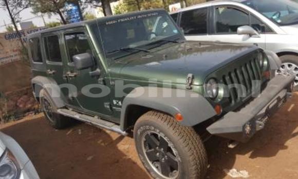 Acheter Occasion Voiture Jeep Compass Vert à Bamako, Mali