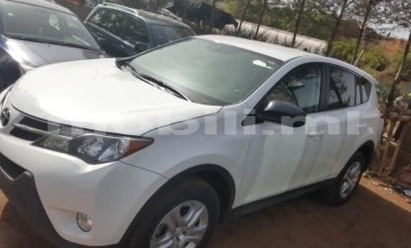 Acheter Neuf Voiture Toyota RAV4 Blanc à Bamako au Mali