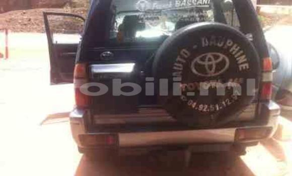 Acheter Occasion Voiture Toyota Land Cruiser Bleu à Bamako, Mali