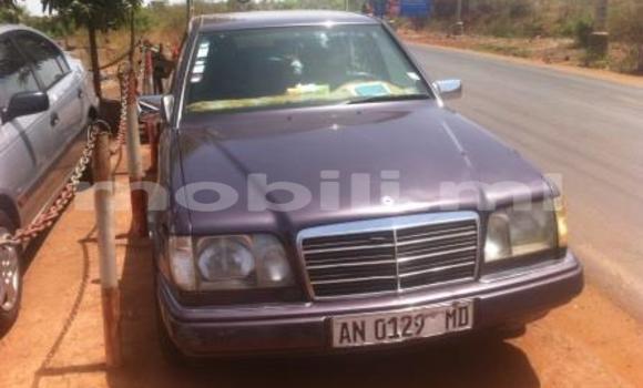 Acheter Occasion Voiture Mercedes‒Benz 190 Marron à Bamako, Mali