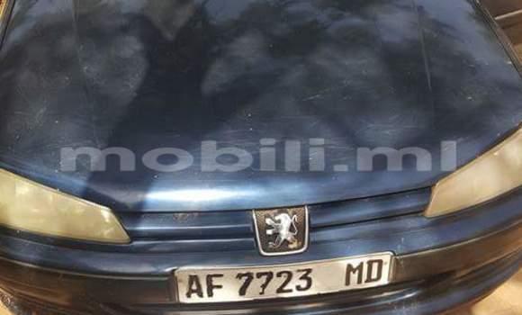Acheter Occasions Voiture Peugeot 406 Bleu à Bamako au Mali