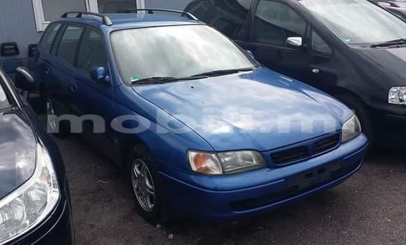 Acheter Occasion Voiture Toyota Carina Bleu à Bamako au Mali