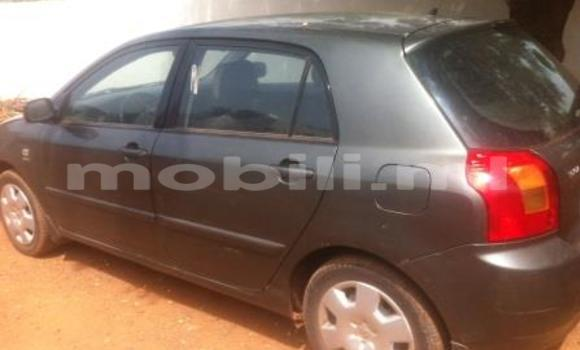 Acheter Occasion Voiture Toyota Corolla Gris à Kati au Mali