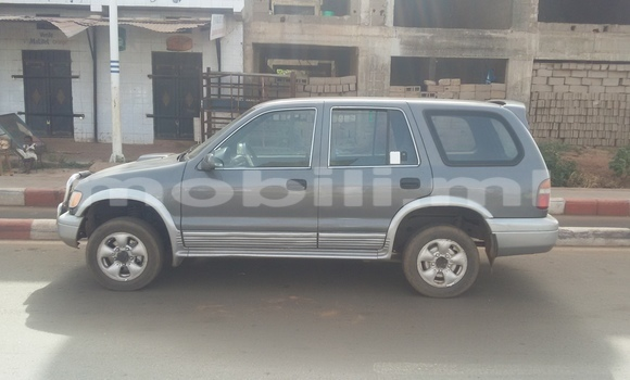 Buy Used Kia Sportage Silver Car in Bamako in Mali