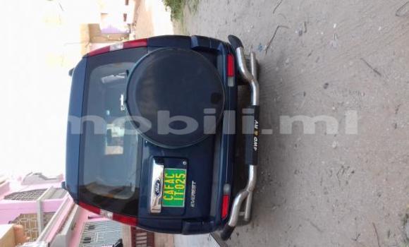 Acheter Occasion Voiture Ford Escape Noir à Sikasso, Mali