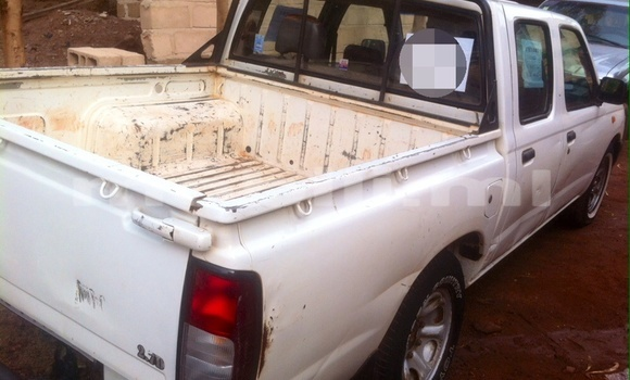 Acheter Occasion Voiture Nissan Hardbody Blanc à Bamako au Mali