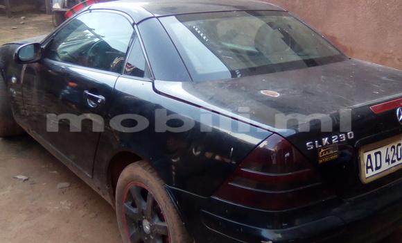 Acheter Occasion Voiture Mercedes‒Benz SLK–Class Noir à Bamako, Mali