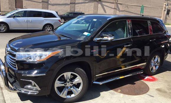 Acheter Neuf Voiture Toyota Highlander Noir à Bamako, Mali