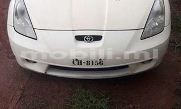 Acheter Neuf Voiture Toyota Celica Noir à Bamako au Mali