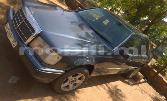 Acheter Occasion Voiture Mercedes‒Benz 190 Bleu à Bamako, Mali