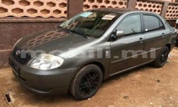 Acheter Neuf Voiture Toyota Corolla Noir à Bamako, Mali