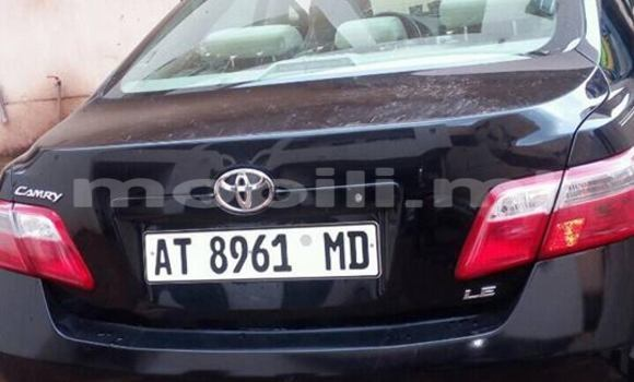 Acheter Neuf Voiture Toyota Camry Noir à Bamako au Mali