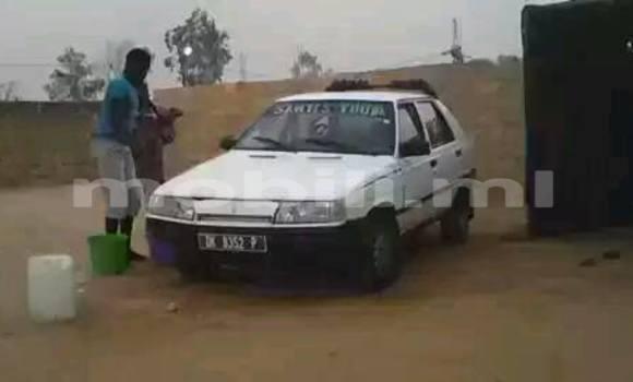 Acheter Occasion Voiture Renault 19 Noir à Bamako au Mali