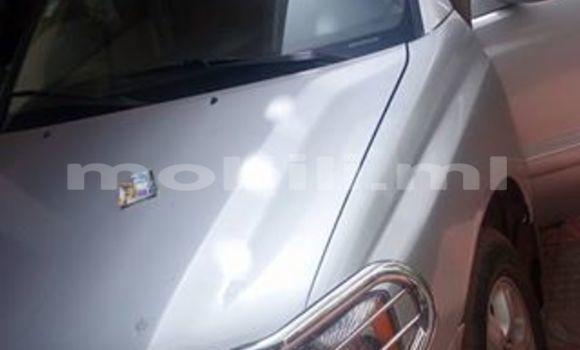 Acheter Occasion Voiture Toyota Verso Noir à Bamako, Mali