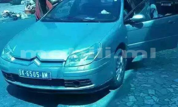 Acheter Occasion Voiture Renault Scenic Noir à Bamako au Mali