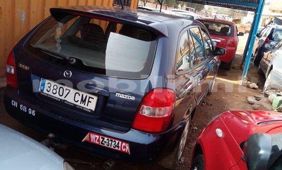 Acheter Occasion Voiture Mazda 323 Noir à Bamako au Mali