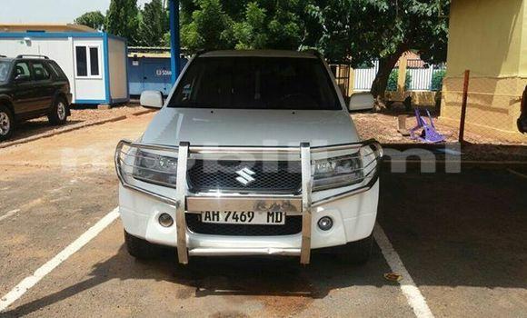 Acheter Occasions Voiture Suzuki Grand Vitara Noir à Bamako au Mali