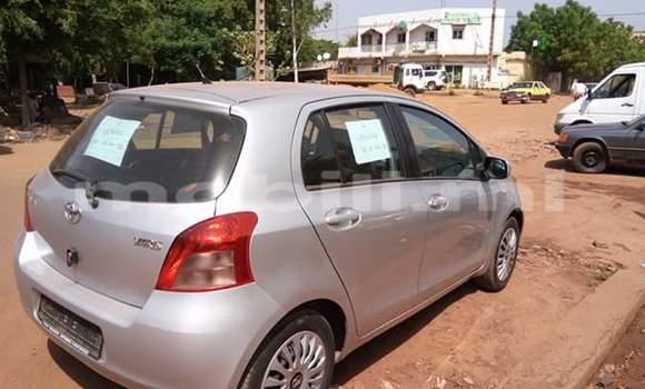 Acheter Occasions Voiture Toyota 4Runner Gris à Bamako au Mali