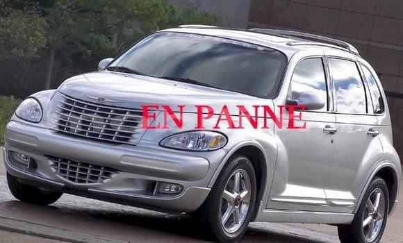 Acheter Occasion Voiture Chrysler PT Cruiser Gris à Bamako au Mali