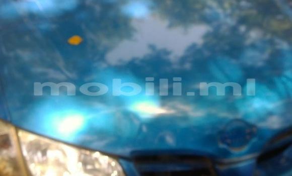 Acheter Occasion Voiture Nissan Almera Bleu à Bamako au Mali