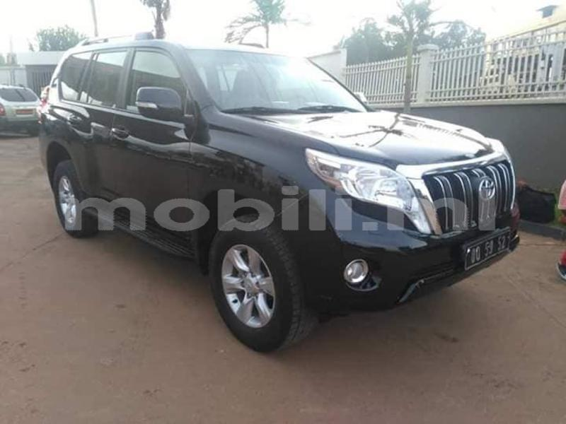 Big with watermark toyota land cruiser prado mali bamako 6019