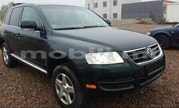 Acheter Occasions Voiture Volkswagen Touareg Noir à Bamako au Mali