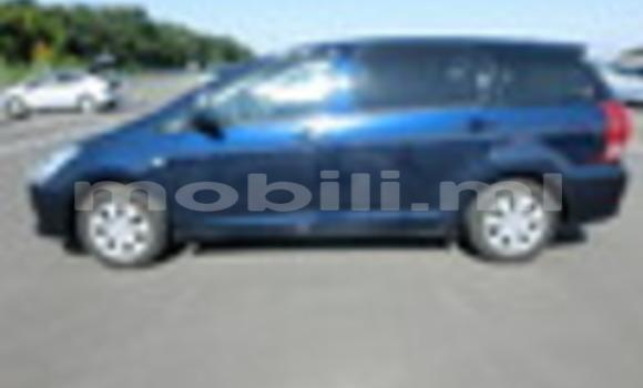 Acheter Occasion Voiture Toyota Wish Bleu à Bamako au Mali