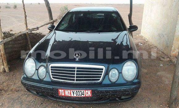 Acheter Occasion Voiture Mercedes‒Benz CLK–Class Noir à Bamako, Mali