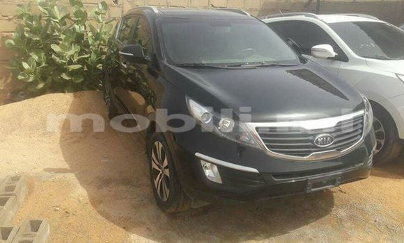 Buy Used Kia Sportage Black Car in Bamako in Mali
