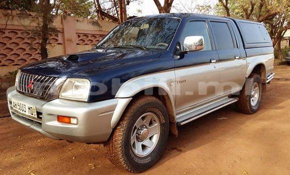 Acheter Occasion Voiture Mitsubishi L200 Autre à Bamako au Mali