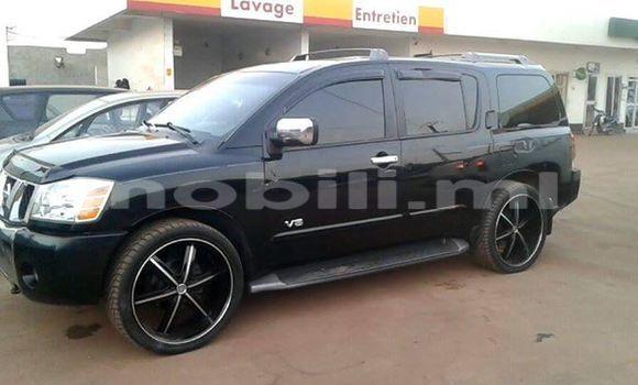 Acheter Occasion Voiture Nissan Hardbody Noir à Bamako au Mali