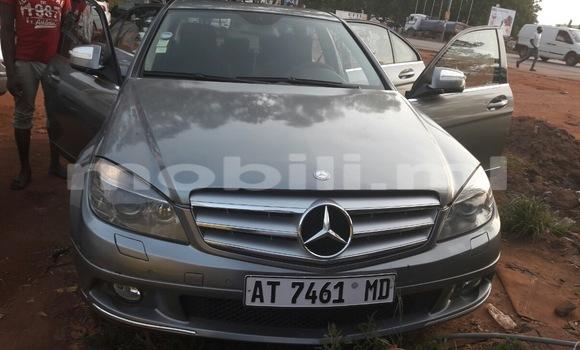 Acheter Occasion Voiture Mercedes‒Benz C–Class Gris à Bamako, Mali